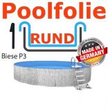 Innenfolie Rundbecken 5,0 x 1,35 x 0,6 rund Pool Ersatz